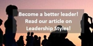 Leadership styles article
